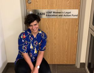 Report from our 2019 Summer Fellow at LEAF