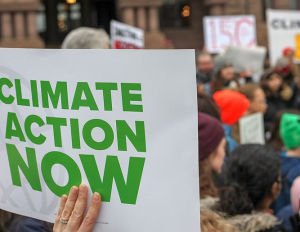 Young Climate Activists Attempt to Hold Province Accountable for Inadequate Emissions Target
